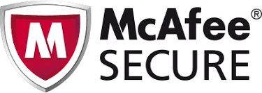 mcafeesecure logo